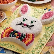 rabbit cake rabbit cake recipe taste of home