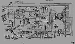 wiring diagram wheel tractor scraper caterpillar 657b 657b