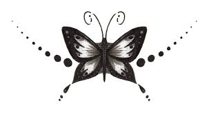 simple butterfly design