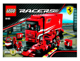 lego racers truck truck 8185 lego racers car building