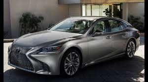 lexus full size sedan review all new 2018 lexus ls full review u0026 walkaround all you need to