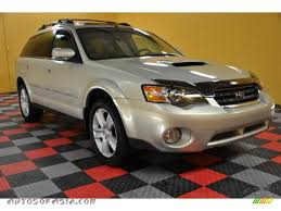 subaru outback xt 2005 subaru outback 2 5xt limited wagon in champagne gold opal