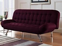 canapé convertible prune les canapés convertibles designs intelligents de canapés lits