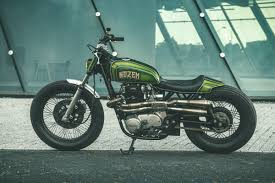 dope nozem amsterdam u0027s old xs650 bobbers choppers and
