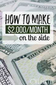 Ideas To Make Money From Home 125 Best Ways To Make Money Images On Pinterest