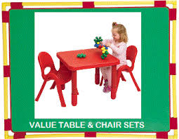 daycare table and chairs daycare furniture direct tables and chairs for daycare and childcare