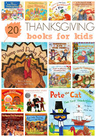 thanksgiving books for crayon box chronicles