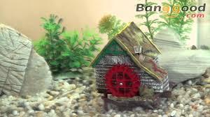 rice mill air aquarium decoration ornament 0 14