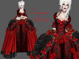 baroque halloween costumes baroque gowns in boudoir vitabela