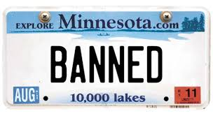 Banned Vanity Plates State Agency Bans Potentially Objectionable License Plates From