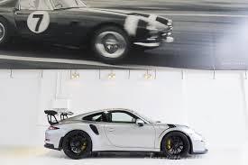 porsche gt3 rs 2016 2016 porsche 911 gt3 rs gt silver classic throttle shop