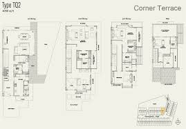 Plan Collection Floor Plan Brooks Collection Springside