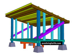 Diy Wood Storage Shed Plans by Diy Firewood Storage Shed U0026 Plans Pure Living For Life