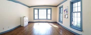 Interior Paint Colors With Wood Trim Blue Door Painting Interior Painting Wood Trim Chicago