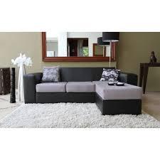 canap noir et gris canape d angle noir et gris maison design hosnya com