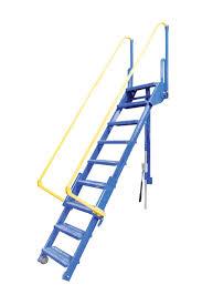 9 step folding mezzanine ladders 9 step steel mezzanine ladders