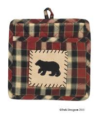 Best Black Bear Moose  Deer Decor Images On Pinterest Black - Park designs home decor