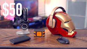 Best Gifts Under 25 by The Best Tech Under 50 September 2015 Youtube