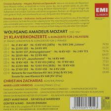 christian zacharias marie luise hinrichs wolfgang amadeus mozart