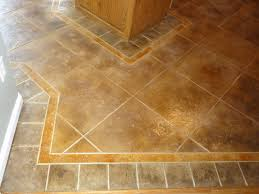 Ideas For Kitchen Floors Floor Tile Patterns Concrete Kitchen Floor Random Tile Pattern