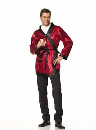 men u0027s hugh hefner smoking jacket costumes