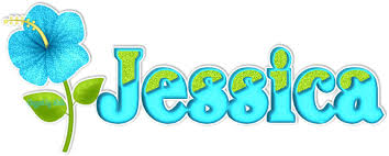 coloring pages jessica name name graphics jessica 828042 cute kawaii resources