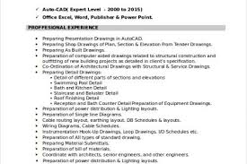 Architectural Draftsman Resume Samples by Architectural Drafter Resume Examples Reentrycorps