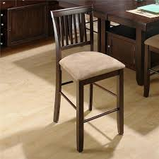 Counter Height Chairs With Back Jofran Bakery U0027s Cherry Slat Back Counter Height Stool W