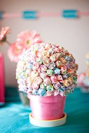 lollipop bouquet lollipop bouquet for the kids table instead of flowers