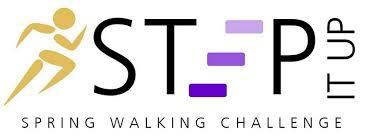 Challenge Up Step It Up Walking Challenge