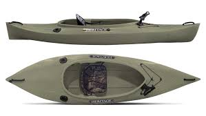 light kayaks for sale featherlite 9 5 angler heritage kayaks paddling com