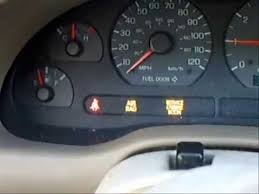 ford edge check engine light flashing how a resets her check engine light youtube
