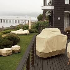 Rectangular Patio Furniture Covers Classic Accessories Veranda Rectangular Patio Ottoman Side Table