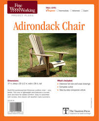 Free Woodworking Plans Outdoor Chairs by Outdoor Furniture Plans
