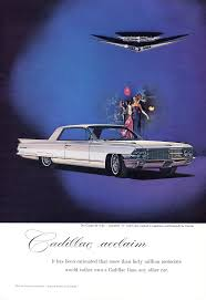 car ads in magazines 11 best 1962 cadillac ads images on pinterest car advertising