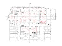 Ground Floor Plan Gallery Of Impact Hub Belgrade Ured Architecture Studio 14
