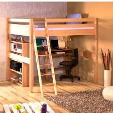 lit mezzanine ado avec bureau et rangement lit mezzanine avec rangement awesome lit superpose avec bureau lit