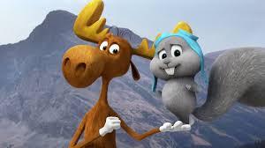 bullwinkle moose peabody u0026 sherman wiki fandom powered