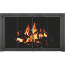 heatilator fireplace doors with 14 gauge welded steel frame u0026 mesh