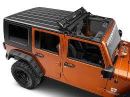 07 jeep wrangler top bestop wrangler sunrider for hardtop black twill 52450 17 07 17