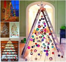 25 unique and unconventional diy tree ideas