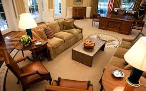 a new look for the oval office the new york times