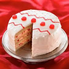 cherry filled ornament cake recipe land o lakes