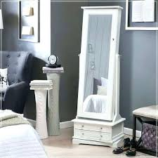 western jewelry armoire awesome elegant over the door mirrored jewelry armoire organizer