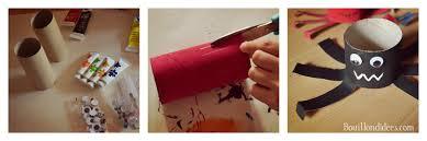 Idee Rouleau Papier Toilette Diy Spécial Halloween
