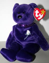 Diana Princess Of Wales Rose by The 10 Most Valuable Beanie Babies Completeset