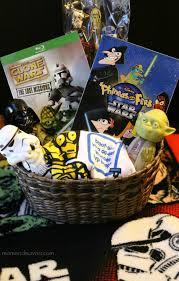 wars gift basket wars kids gift basket idea