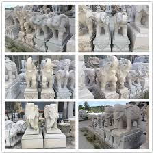 elephant statueg633 granite garden statue from china new