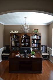 dining room turned office laforce be with you