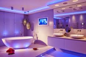 led lights in grout new led bathroom lighting with regard to led schemes design 17